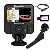 Raymarine E70293-CEUR Dragonfly-5Pro Sonar/GPS (12,7 cm (5 Zoll), integrierte Chirp Down Vision,...