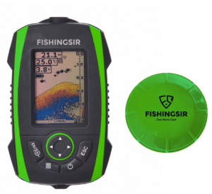 FishingSir ® Wireless Echolot