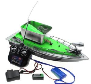 Futterboot Echolot angeln