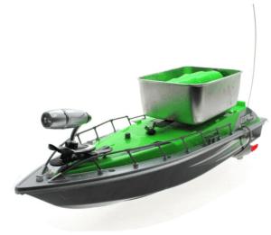 Futterboot Test Köderboot zum Angeln
