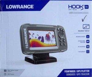 Lowrance Fischfinder Hook 2 im Echolot-Test