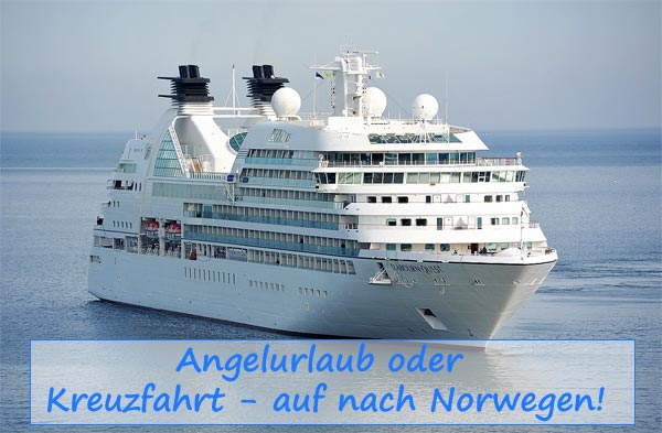 Kreuzfahrt-angeln-Norwegen Urlaub buchen für Skandinavien